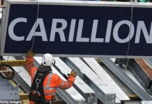 New Business Secretary Kwasi Kwarteng has launched legal action against eight former Carillion directors three years after the construction firm collapsed