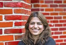 Dr. Fatima Ebrahimi has invented a new fusion rocket that could one day take humans to Mars