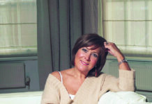 Actress Lynda Bellingham, who died of bowel cancer in 2014 aged 66, pictured, spoke of her regret ahead of her death of not seeking help earlier because of the dramatic nature of the treatment