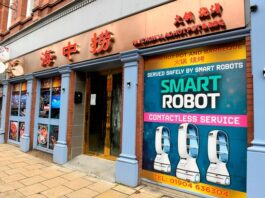 Robots would run the restaurant in York