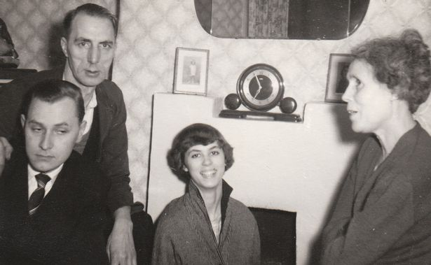 The Hitchings family were woken by loud banging and scratching noises and heard disembodied voices