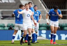 I have huge respect for Owen Farrell but there was too much chat from him to the referee