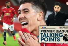 Premier League talking points: Man Utd