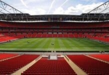Wembley Stadium will host the final of Euro 2020 in June 20201