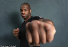 Daniel Dubois experienced an abrupt interruption to his upward trajectory through the heavyweight scene back in November