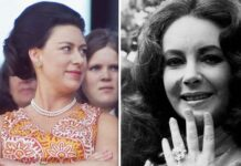 Elizabeth Taylor locked horns with Princess Margaret over diamond ring: 'How very vulgar!'