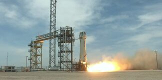 Jeff Bezos is one step closer to space tourism! Blue Origin completes first astronaut rehearsal