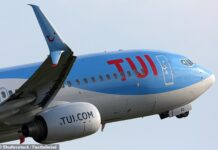 Hoping for takeoff: Tui is pinning its hopes on a summer pick-up in travel to help repair its balance sheet