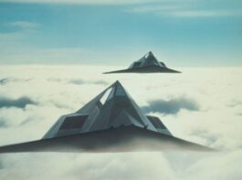 The Stealth fighter remained a closely-guarded secret from its inception in the mid-70s until its exposure in 1988