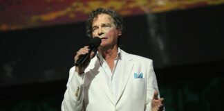 HOLLYWOOD, CA - MAY 14: Recording Artist B. J. Thomas performs onstage during the SeriousFun Children