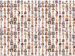 Average person can recall 5,000 faces in their lifetime