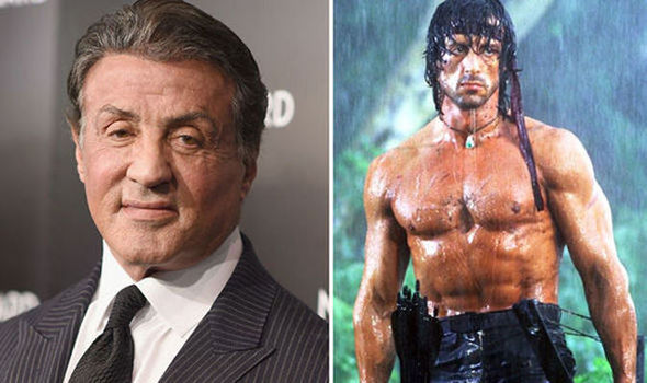 Rambo 5 gets NEW title and more Sylvester Stallone set photos