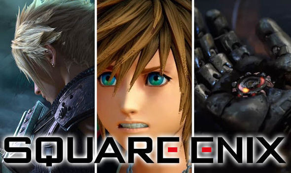 Square Enix news: Final Fantasy 7 Remake, Kingdom Hearts 3, Avengers, Just Cause 4