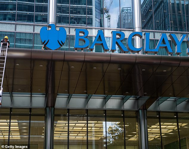 Looking ahead:Barclays bank is set to reveal a hefty profit plunge next Thursday