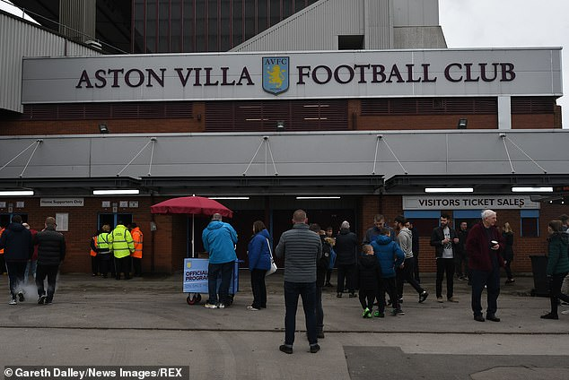 Aston Villa are among the clubs who now face sanctions for breaches of financial regulations