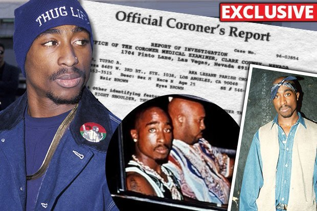 Tupac and the official coroner