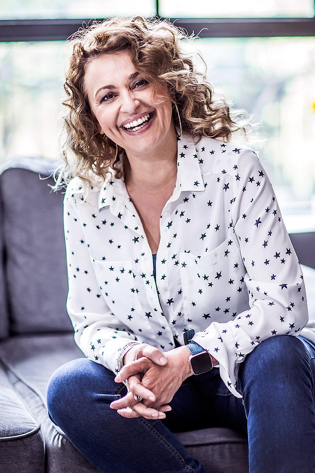 Did you know? Like one in three UK women, and one in ten men, NadiaSawalha suffers bladder weakness - but is using her experience to spread awareness of the condition