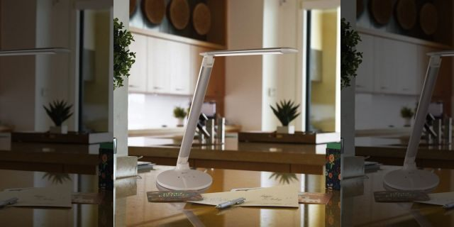 OttLite Command LED Desk Lamp