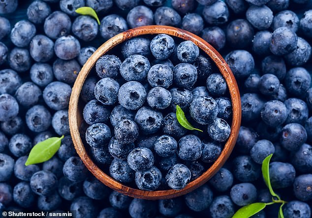 Scientists found overweight adults who consumed 150g of the fruit daily had increased blood flow and less stiff arteries