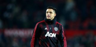 Alexis Sanchez featured in a behind-closed-doors game against Sheffield United this week