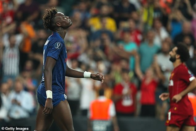 Tammy Abraham was racially abused on social media following Chelsea