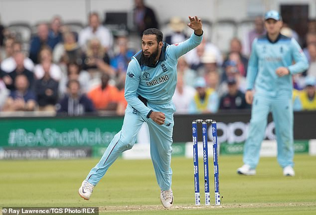 Adil Rashid has been ruled out for the rest of the season with a chronic shoulder injury