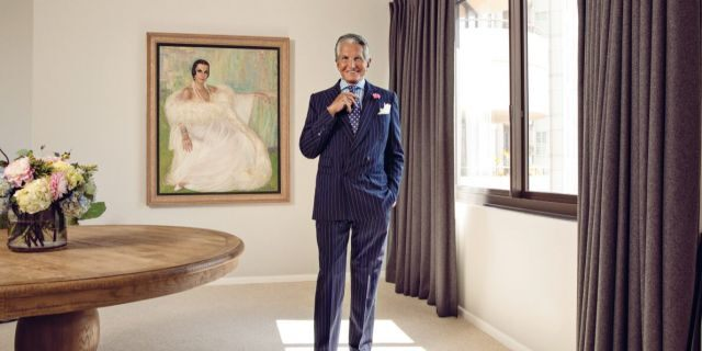 George Hamilton reflects on his career before turning 80.