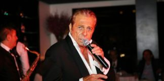 NEW YORK, NY - JULY 06: Gianni Russo performs at Boutique Nightclub on July 6, 2016 in New York City.