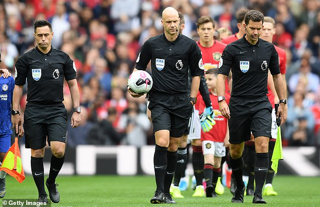 It was a challenging weekend for Premier League officials as they got to grips with various rule changes introduced by football