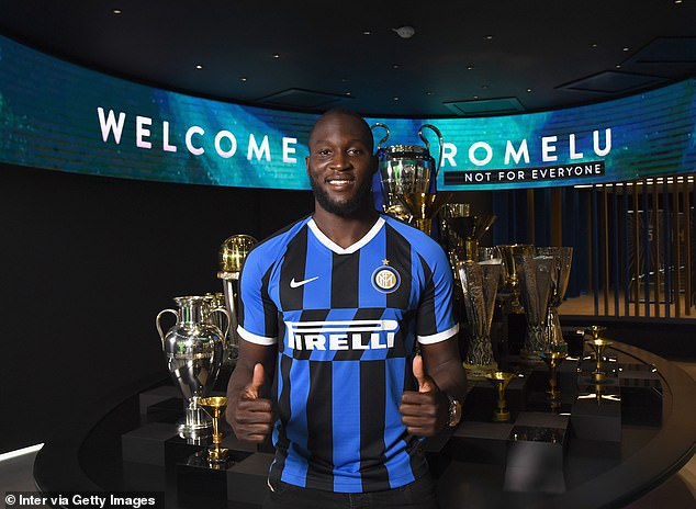 Romelu Lukaku has completed a move to Inter Milan but has been criticised about his weight