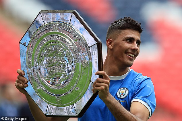 Kevin de Bruyne believes that new signing Rodri is the perfect fit for Manchester City