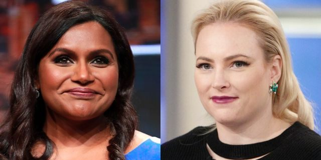 Actress Mindy Kaling was called out by Meghan McCain, but many fans aren't sure why.