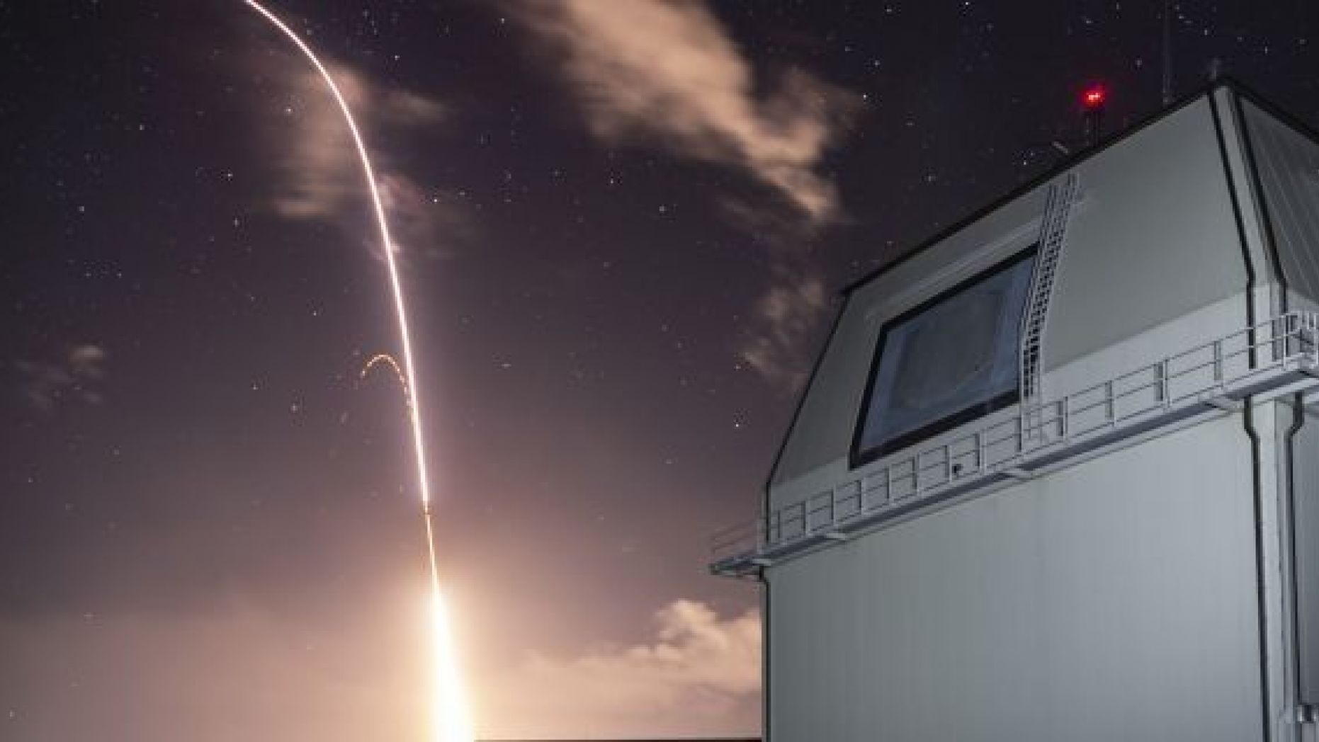 File photo - The Missile Defense Agency (MDA) and U.S. Navy sailors manning the Aegis Ashore Missile Defense Test Complex (AAMDTC) at the Pacific Missile Range Facility (PMRF) at Kauai, Hawaii, successfully conducted Flight Test Integrated-03 (FTI-03) in December 2018.