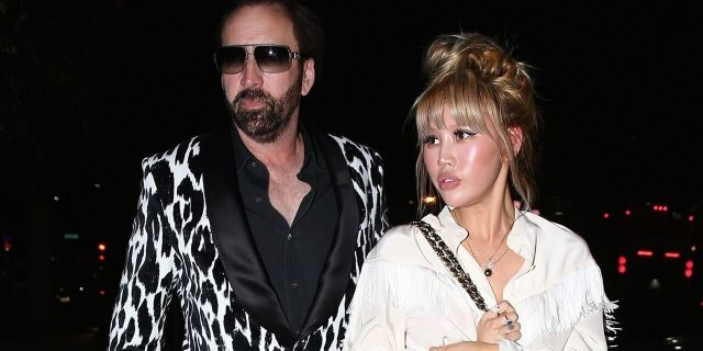 Nicolas Cage and Erika Koike filed for an annulment just four days after tying the knot in Las Vegas.