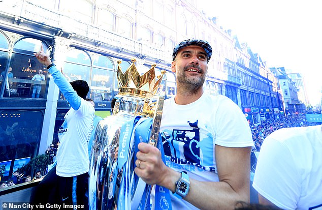 Manchester City are favourites to retain their Premier League title in the 2019-20 season