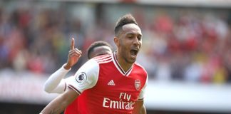 Pierre-Emerick Aubameyang insists Arsenal are