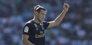 Gareth Bale was a surprise inclusion in the Real Madrid starting XI for their season opener