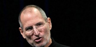 The Apple co-founder died in 2011 aged 56 after a long battle with pancreatic cancer