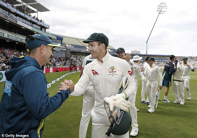 Tim Paine is first Australian captain to win opening Ashes Test in England since Ricky Ponting