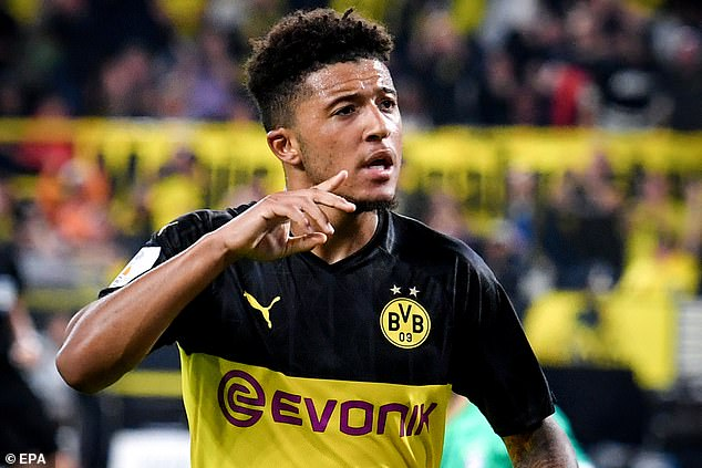 Borussia Dortmund rejected an offer from a