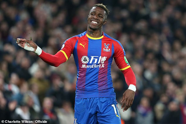 WilfriedZaha made clear his desire to leave Crystal Palace back in April but has not left
