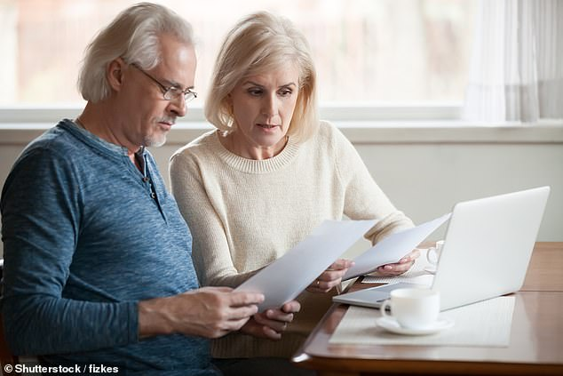 The deal allows retired borrowers to take a portion of their loan up front and the rest later