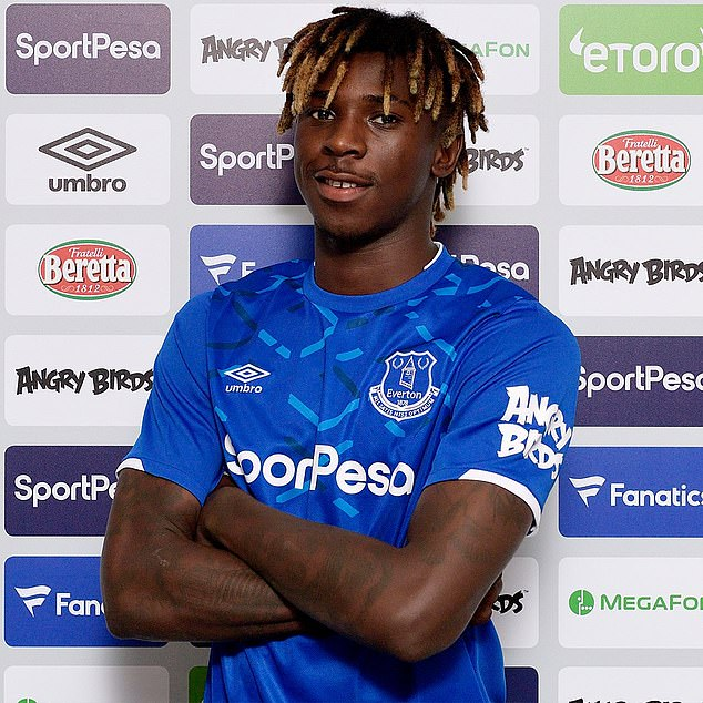 Moise Kean is an Everton player after joining from Juventus in a deal worth up to £27.5m