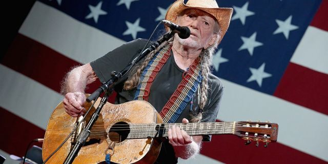 Willie Nelson, pictured here performing on July 4 in Austin, Texas, announced Wednesday he