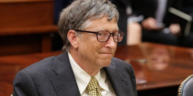 Microsoft co-founder Bill Gates meets with the House Foreign Affairs Committee in Washington, Dec. 3, 2013. (Getty Images)