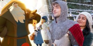 Netflix Christmas movies: The Knight Before Christmas and Klaus