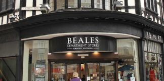 Hit hard:Beales, which dates back to 1881, has become the latest victim of the crisis gripping the High Street