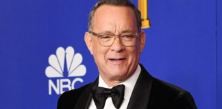 Tom Hanks was diagnosed with coronavirus during a trip to Australia. (Photo by Steve Granitz/WireImage,)