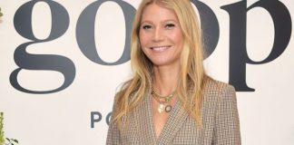 Gwyneth Paltrow' Goop brand is under fire again for hawking designer clothes during the coronavirus pandemic.