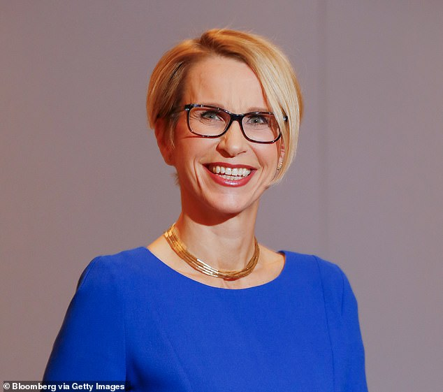 Boost: For GlaxoSmithKline CEO Emma Walmsley, HIV is a research priority